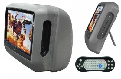Комплект универсальных подголовников с DVD INTRO CDH-93