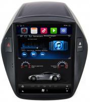 Штатная магнитола FarCar в стиле Tesla для Hyundai IX35 (2010- 2015) (T361)