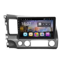 Штатное головное устройство MyDean A044 для Honda Civic 4D