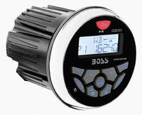 Влагозащищенное головное устройство Boss Audio Marine MGR350B для мотоцикла, квадроцикла, водного транспорта