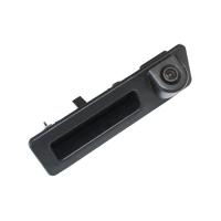 Камера заднего вида для BMW F-серии в ручку открывания багажника, 700 ТВ линий, без парковочных линий