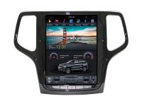 CARMEDIA ZF-1217 Tesla-Style штатное головное устройство на Android 7.1 для Jeep Grand Cherokee черная (2013- 2017)