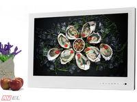 Встраиваемый Smart телевизор для кухни AVS240WS (белая рамка)