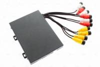 HDMI видеоинтерфейс (транскодер) для Toyota GVIF после 2006 года выпуска (производство Россия)